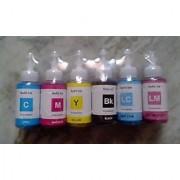 75ml Ink bottles for EPSON INK TANK Printers - L800 / L810 / L850 / L1800