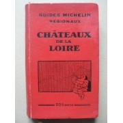 Guides Michelin Regionaux Chateaux De La Loire