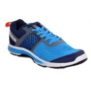 Reebok Ride One Men's Blue Lace Up Sport Shoes