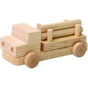 Red Toolbox Junior Kit: Houthakkersvrachtwagen