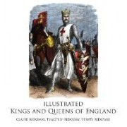 Illustrated Kings and Queens of England by Claire Ridgway
