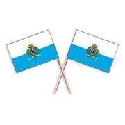 Scoitoare cu Stegulet San Marino