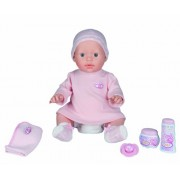 Zapf Creation 790618 Baby Annabell Care for me -Muñeca