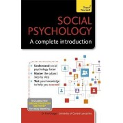 Social Psychology - A Complete Introduction: Teach Yourself by Dr. Paul Seager