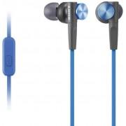 Casti Stereo Sony MDRXB50APL, Control telefon, Extra Bass (Albastru)