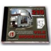 CD Proiecte Vile moderne Vol.2