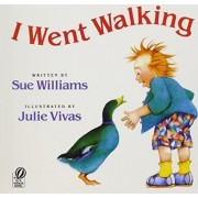 I Went Walking with CD by Sue Williams