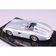 Mercedes Benz 300 Slr Racing Sports Car 1955 Silver Ixo Clc269 1/43 Silber-Ixo