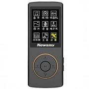 Newsmy MP3/MP4 MP3 WMA WAV FLAC APE AAC Bateria Li-on Recarregável