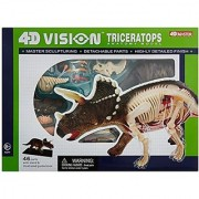 Famemaster 4D Vision Triceratops Anatomy Model