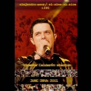 Alejandro Sanz - El Alma al Aire (0809274301321) (1 DVD)