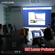 Laser de présentation + récepteur USB