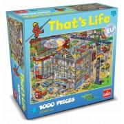 Puzzel That´s Life Construction Site: 1000 stukjes