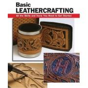 Basic Leathercrafting by Elizabeth Letcavage