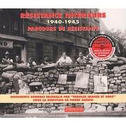 Résistance Intérieure 1940-1945 - Parcours De Résistants Coffret En 2 Cd Audio