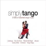 Artisti Diversi - Simply Tango (0698458022820) (2 CD)