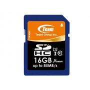 Team Group SDHC Class 10 16 GB UHS-1 16GB SDHC Class 10 memoria flash