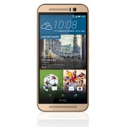 HTC One (M9) 32GB, gold on gold
