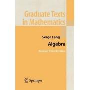 Algebra by Serge Lang