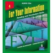 For Your Information 4 by Karen Blanchard