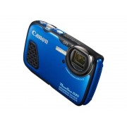 Canon Powershot D30 20MP Water Resistant Digital Camera - Blue