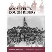 Roosevelt's Rough Riders by Alejandro De Quesada