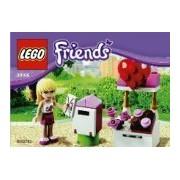 LEGO 30105 Friends - Figura de Stephanie con buzón (exclusiva)