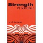 Strength of Materials by J. P. Den Hartog