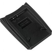 Watson Battery Adapter Plate for LI-50B VW-VBX090 D-Li88 -Accepts Olympus LI-50B / LI-70B Panasonic VW-VBX070 / VW-VBX090 Pentax D-Li88 / D-Li92 Ricoh DB-100 Sanyo DB-L80 or Sony NP-BK1 Type Batteries