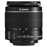 Obiectiv Foto Canon EF-S 18-55 f/3.5-5.6 IS II