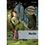 Dominoes: Quick Starter: Merlin by Janet Hardy-Gould