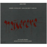 Viniluri - ECM Records - Arvo Part: Miserere