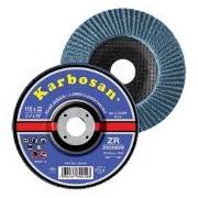 Disc lamelar conic pentru inox / metal