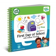 LeapFrog LeapStart Pre-Kindergarten Activity Book: First Day of School and Critical Thinking by LeapFrog Enterprises