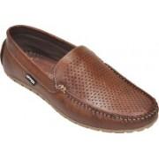 Kolapuri Center Loafers(Tan)