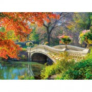 Puzzle Podul romanticilor, 500 piese, RAVENSBURGER Puzzle Adulti
