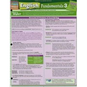 English Fundamentals 3 by BarCharts Inc