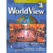 WorldView 3 with Self-Study Audio CD and CD-ROM by Michael Rost
