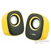 Yenkee YSP 2001YW - Mini boxă, galbenă