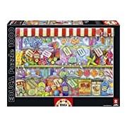 Educa 16291 Zuckerlgeschäft Puzzle 1000-Piece