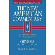 The New American Commentary by Kenneth A Mathews