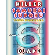 Killer Samurai Sudoku by Djape