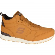 Sneakers barbati Skechers OG 85 Mid Top Leather 52340/WTN