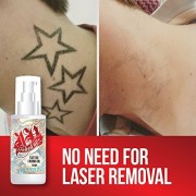 INKED UP TATTOO FADING OIL - NO NEED LASER