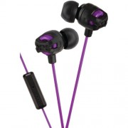 JVC HA-FR201-V XTREME XPLOSIVES Series In-the-ear Headset -VIOLET