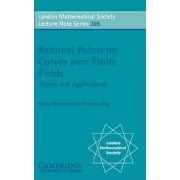 Rational Points on Curves over Finite Fields by Harald Niederreiter