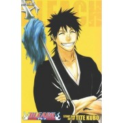 Bleach (3-in-1 Edition), Vol. 10 by Tite Kubo