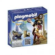 Playmobil 4798 - Super 4: Barba Squalo