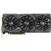 Placa video Asus GeForce GTX 1080 STRIX GAMING A8G 11Gbps 8GB GDDR5X 256bit