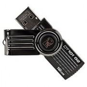 Kingston DataTraveler DT101 G2 16GB USB 2.0 Pen Drive (Bla)